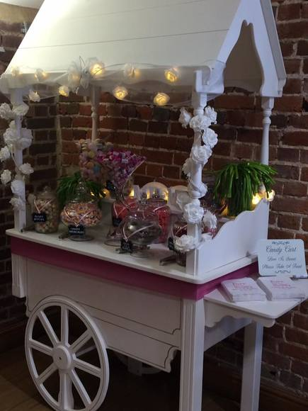 Sweet Cart Hire Candy Occasions